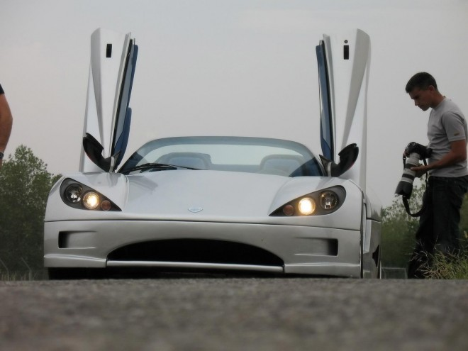 2009 Covini C6W Spider Wallpapers