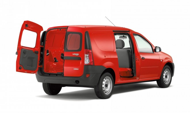 2009 Dacia Logan Van Wallpapers