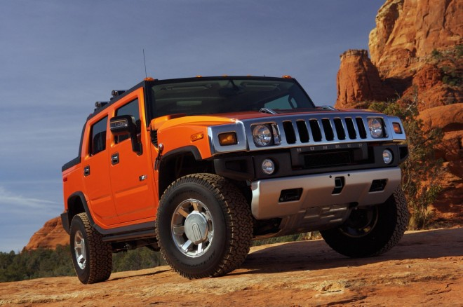 2009 Hummer H2 SUT Wallpapers