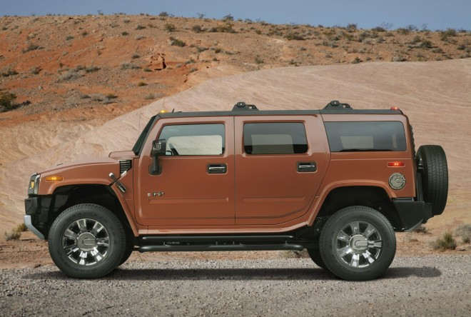 2009 Hummer H2 Wallpapers