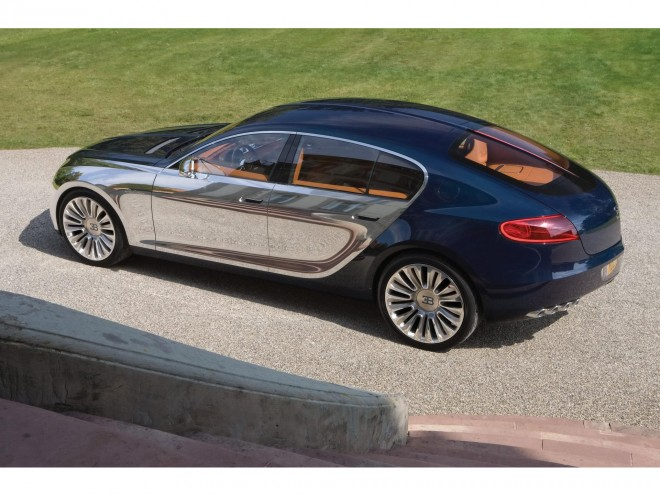 2010 Bugatti 16 C Galibier Concept Wallpapers