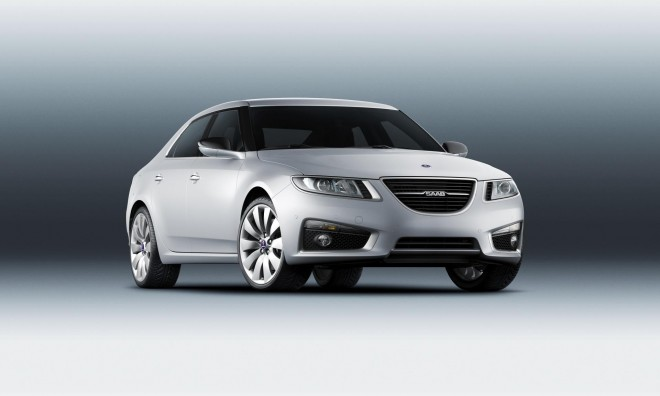 2010 Saab 9-5 Wallpapers