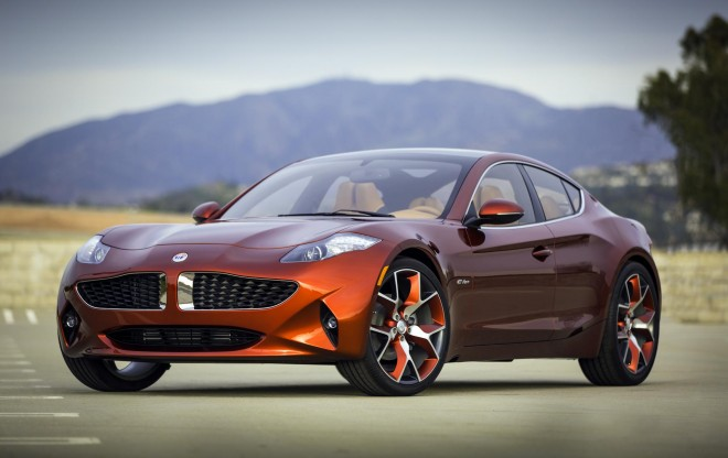 2012 Fisker Atlantic Concept Wallpapers