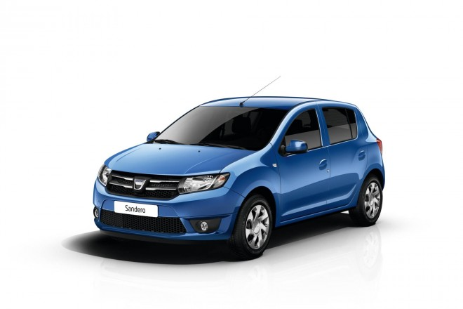 2013 Dacia Sandero Wallpapers