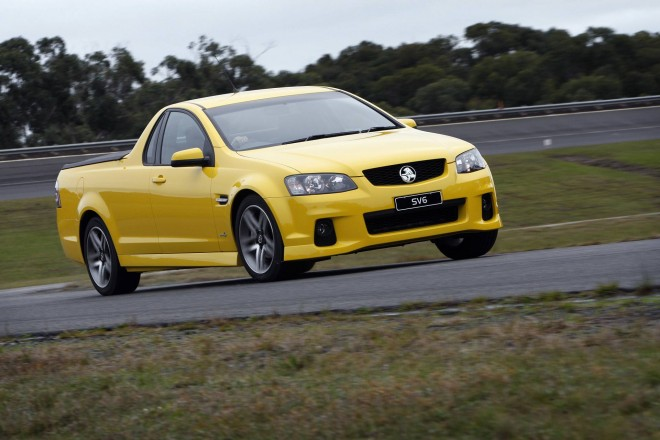 2013 Holden Ute Wallpapers