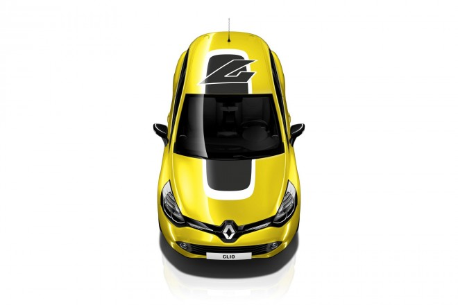2013 Renault Clio Wallpapers