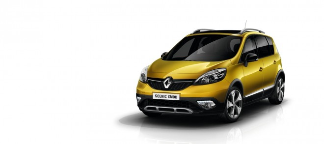 2013 Renault Scénic XMOD Wallpapers