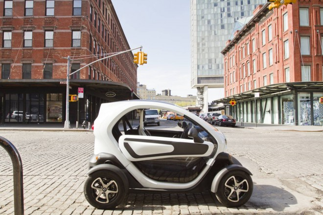 2013 Renault Twizy Wallpapers