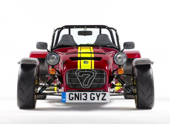 2014 Caterham Seven 620R Wallpapers