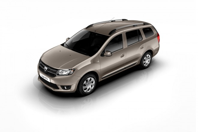 2014 Dacia Logan MCV Wallpapers
