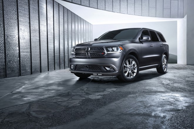 2014 Dodge Durango Wallpapers