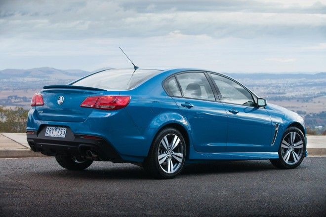2014 Holden VF Commodore SV6 Wallpapers