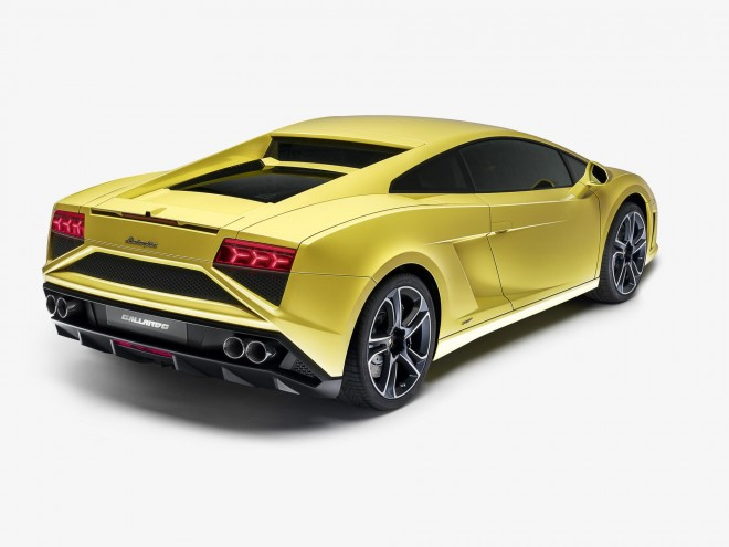 2014 Lamborghini Gallardo LP 560-4 Wallpapers