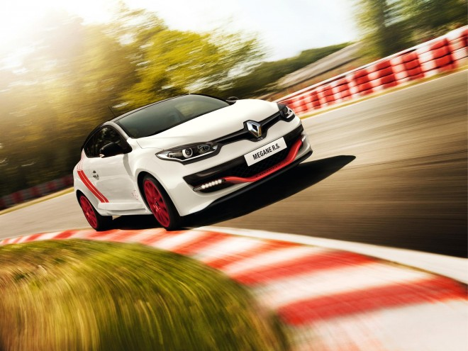 2014 Renault Megane R.S. 275 Trophy-R Wallpapers