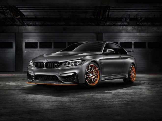 2015 BMW Concept M4 GTS Wallpapers