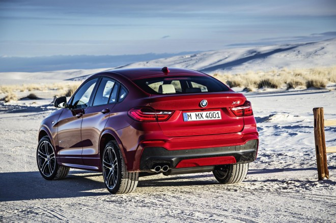 2015 BMW X4 Wallpapers
