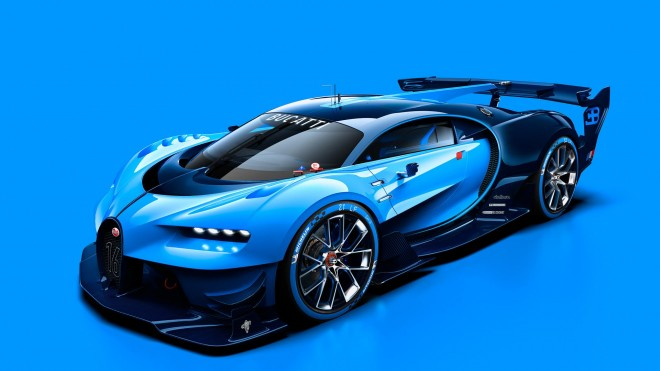 2015 Bugatti Vision Gran Turismo Wallpapers