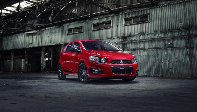 2015 Holden Barina X Wallpapers