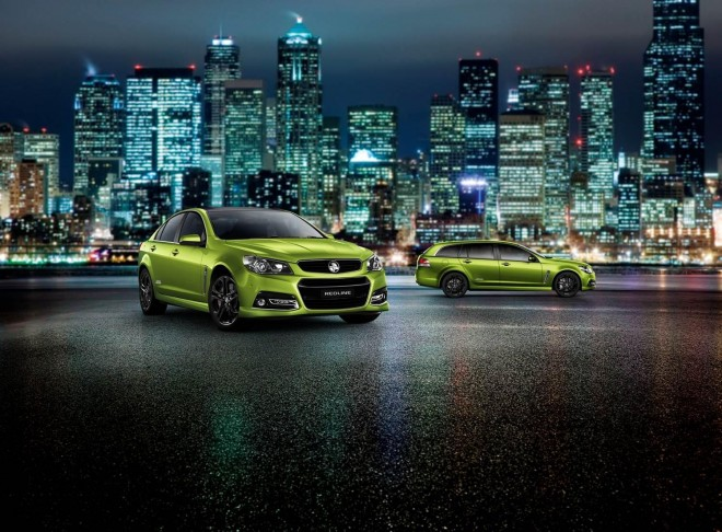 2015 Holden VF Commodore Wallpapers