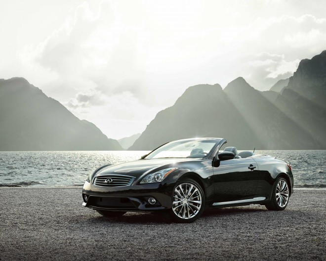 2015 Infiniti Q60 Convertible Wallpapers