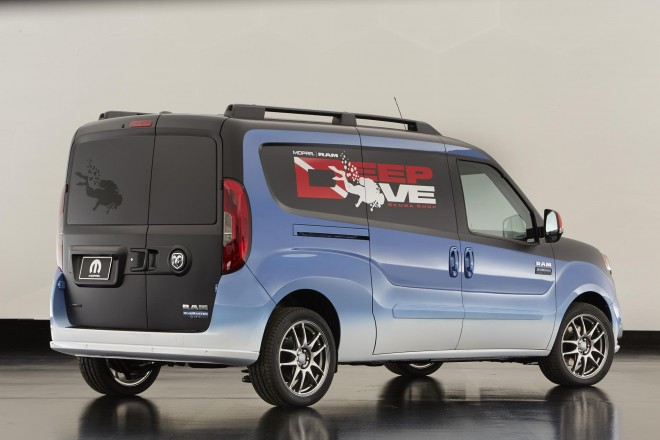 2015 Ram ProMaster City DiveMaster Wallpapers