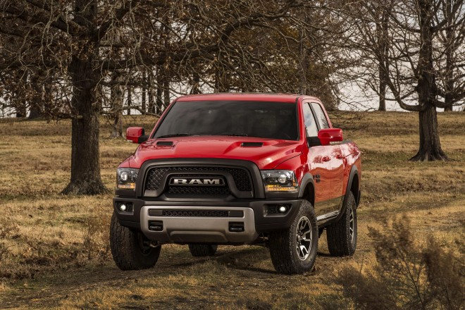 2015 Ram Rebel Wallpapers