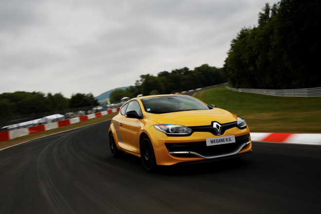 2015 Renault Megane R.S. 275 Trophy Wallpapers