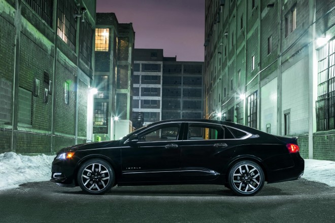 2016 Chevrolet Impala Midnight Edition Wallpapers
