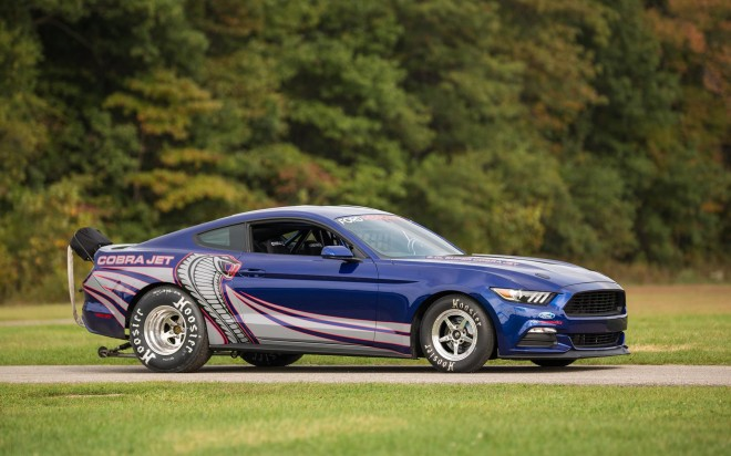 2016 Ford Cobra Jet Mustang Wallpapers