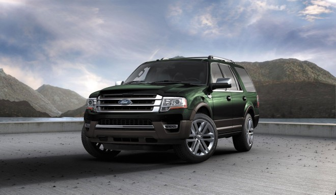 2016 Ford Expedition Wallpapers