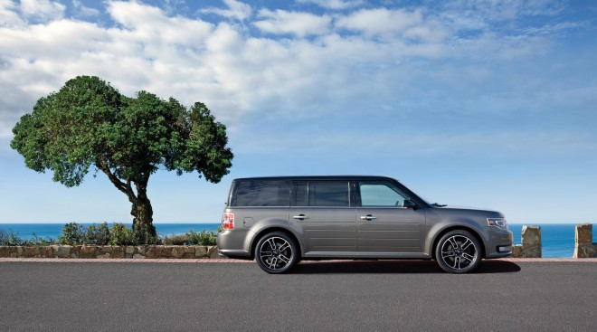 2016 Ford Flex Wallpapers