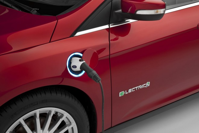 2016 Ford Focus Electric Wallpapers