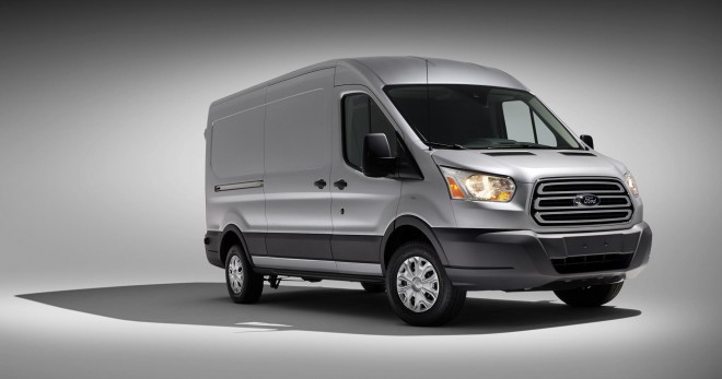 2016 Ford Transit Wallpapers