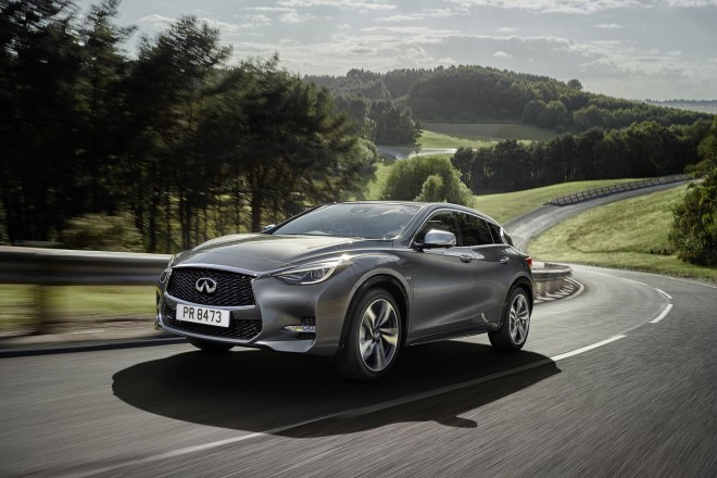 2016 Infiniti Q30 Wallpapers