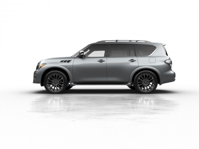 2016 Infiniti QX80 Wallpapers