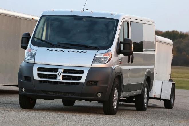 2016 Ram ProMaster Wallpapers