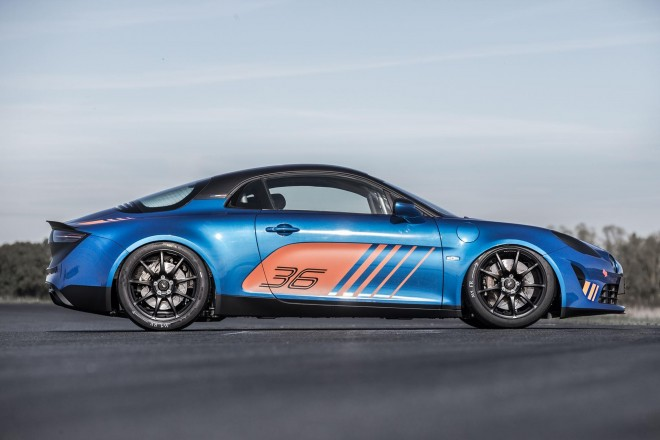 2017 Alpine A110 Cup Wallpapers
