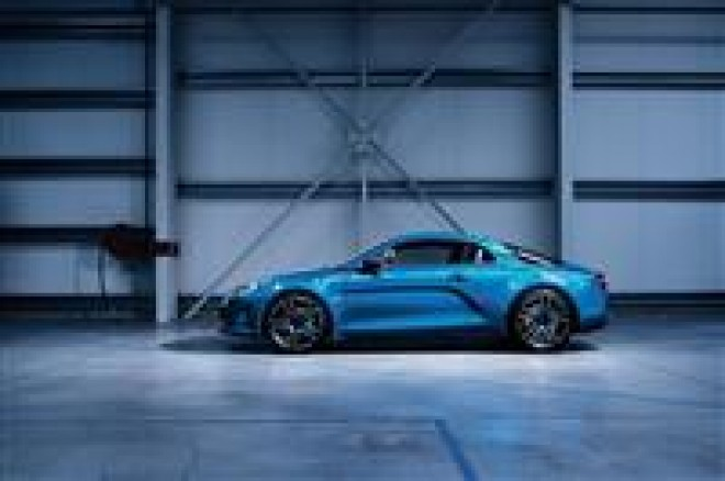 2017 Alpine A110 Wallpapers