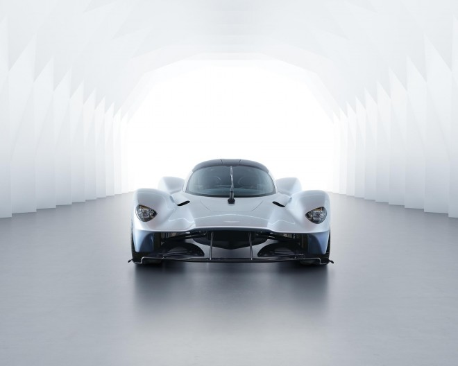 2017 Aston Martin Valkyrie Wallpapers