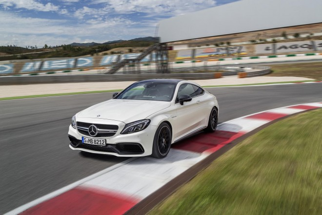 2017 Mercedes-Benz C63 AMG Wallpapers