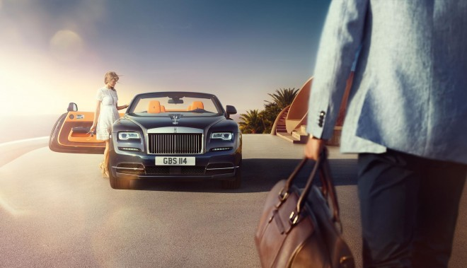 2017 Rolls-Royce Dawn Wallpapers