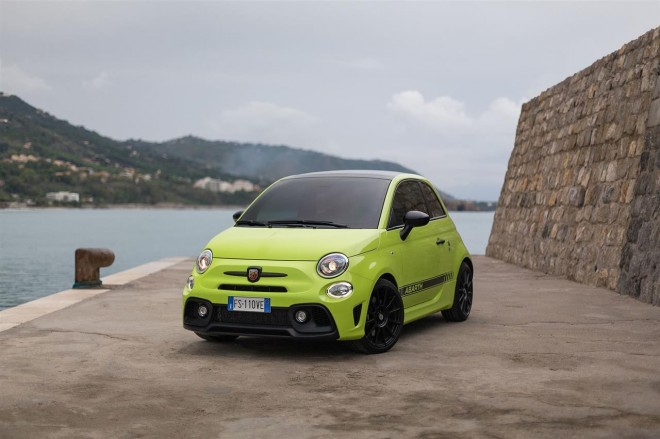 2018 Abarth 595 Wallpapers