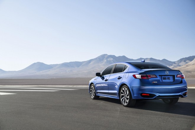 2018 Acura ILX Special Edition Wallpapers