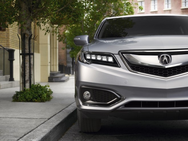 2018 Acura RDX Wallpapers