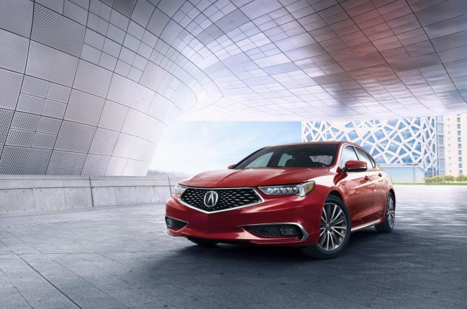 2018 Acura TLX Wallpapers
