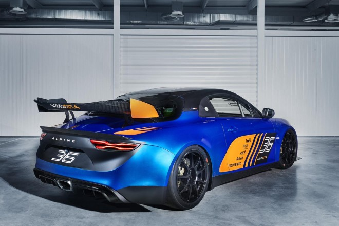 2018 Alpine A110 GT4 Wallpapers