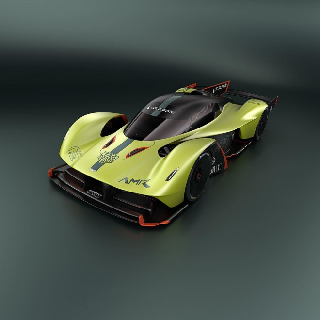 2018 Aston Martin Valkyrie AMR Pro Wallpapers