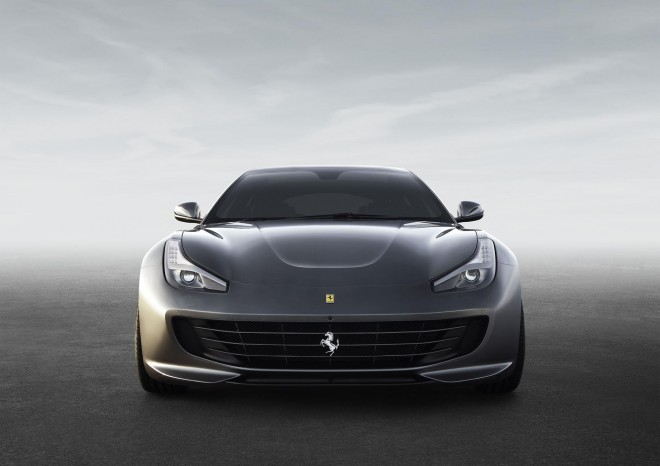 2018 Ferrari GTC4Lusso Wallpapers