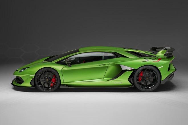 2018 Lamborghini Aventador Svj Wallpapers Hd Drivespark