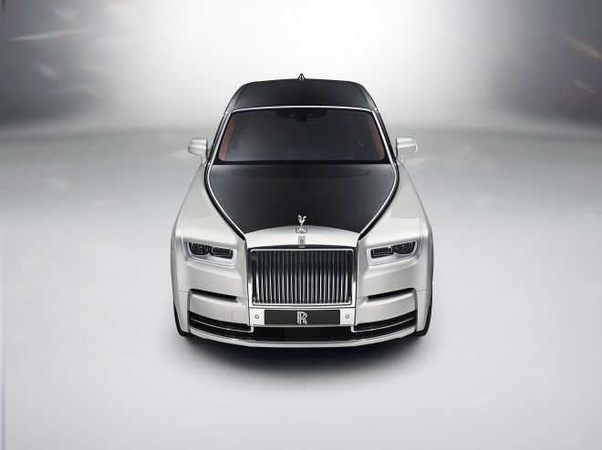2018 Rolls-Royce Phantom Wallpapers